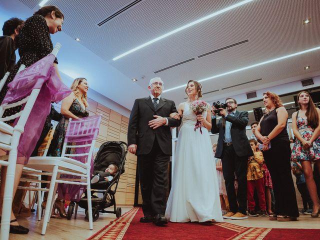 El matrimonio de Mike y Fernanda en Las Condes, Santiago 15