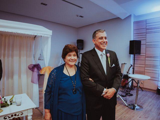 El matrimonio de Mike y Fernanda en Las Condes, Santiago 16