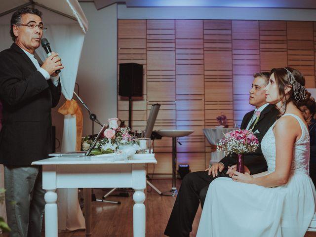 El matrimonio de Mike y Fernanda en Las Condes, Santiago 17
