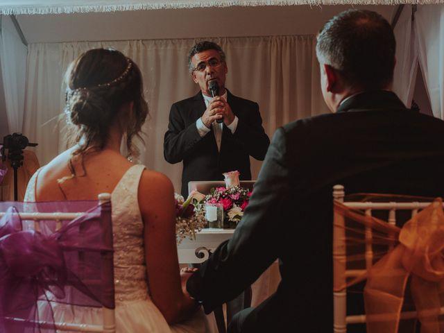 El matrimonio de Mike y Fernanda en Las Condes, Santiago 18