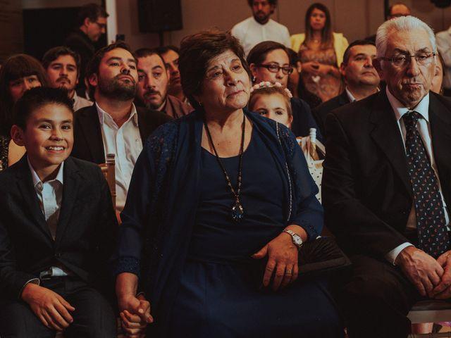 El matrimonio de Mike y Fernanda en Las Condes, Santiago 20