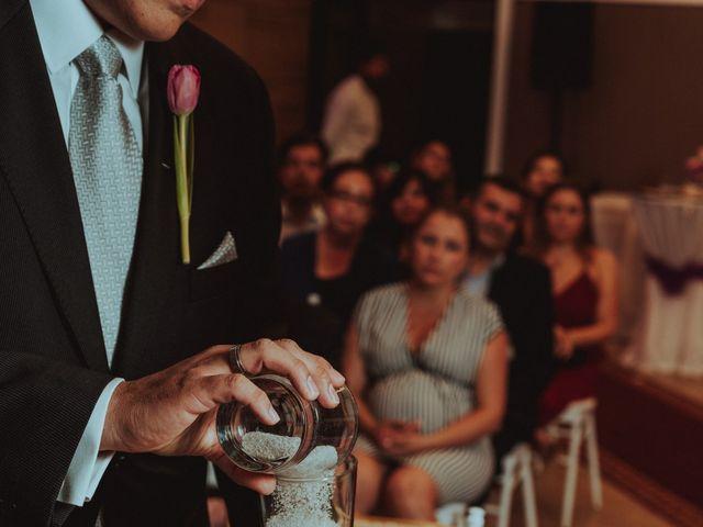 El matrimonio de Mike y Fernanda en Las Condes, Santiago 21