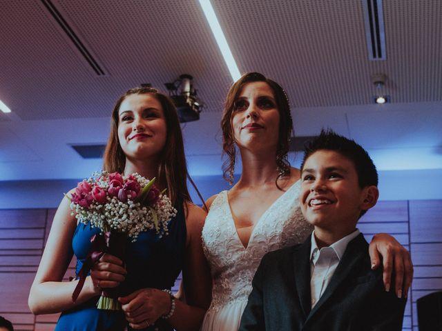 El matrimonio de Mike y Fernanda en Las Condes, Santiago 22