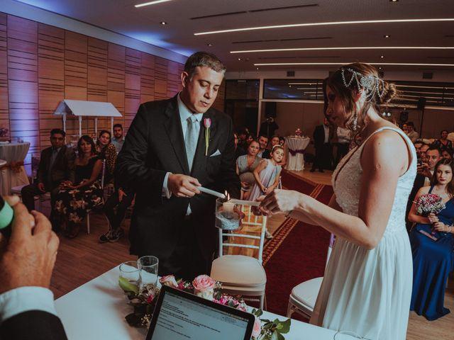 El matrimonio de Mike y Fernanda en Las Condes, Santiago 24