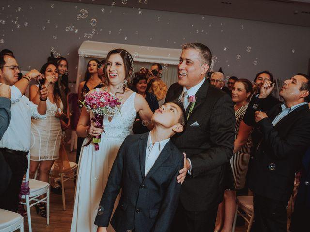 El matrimonio de Mike y Fernanda en Las Condes, Santiago 25