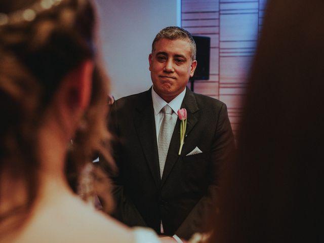 El matrimonio de Mike y Fernanda en Las Condes, Santiago 26
