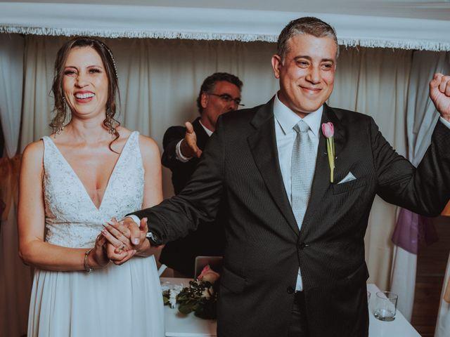 El matrimonio de Mike y Fernanda en Las Condes, Santiago 1
