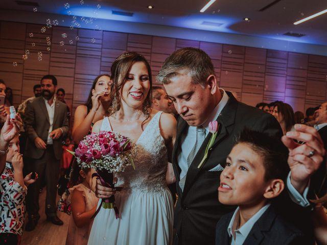 El matrimonio de Mike y Fernanda en Las Condes, Santiago 27