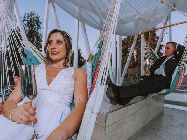 El matrimonio de Mike y Fernanda en Las Condes, Santiago 2