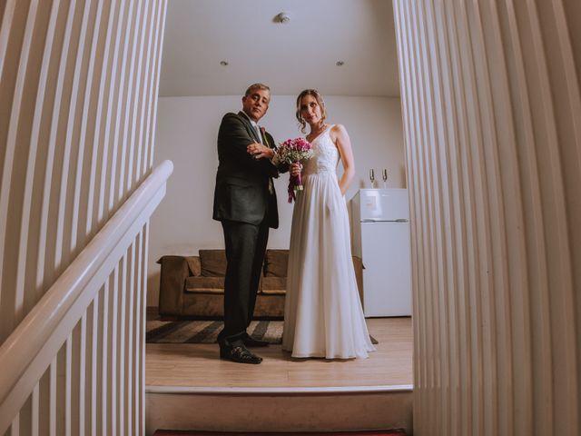 El matrimonio de Mike y Fernanda en Las Condes, Santiago 30