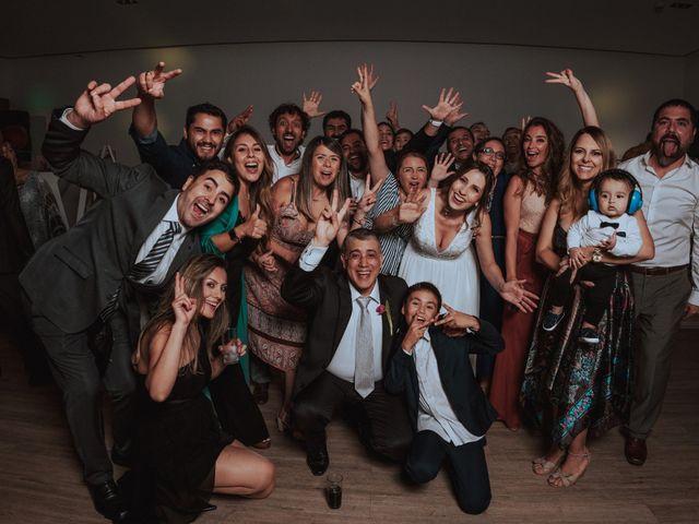 El matrimonio de Mike y Fernanda en Las Condes, Santiago 37