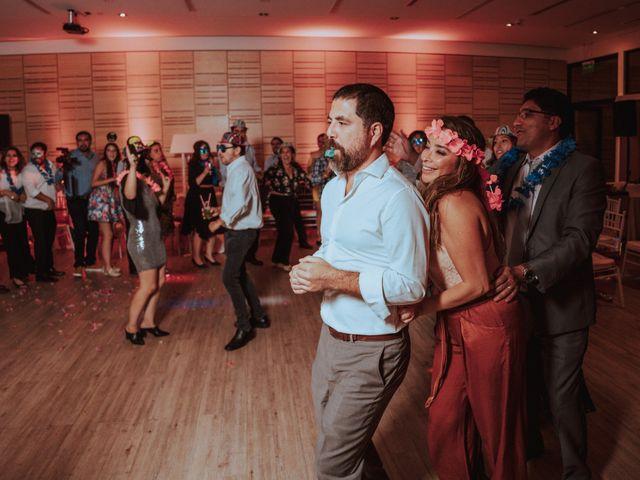 El matrimonio de Mike y Fernanda en Las Condes, Santiago 49