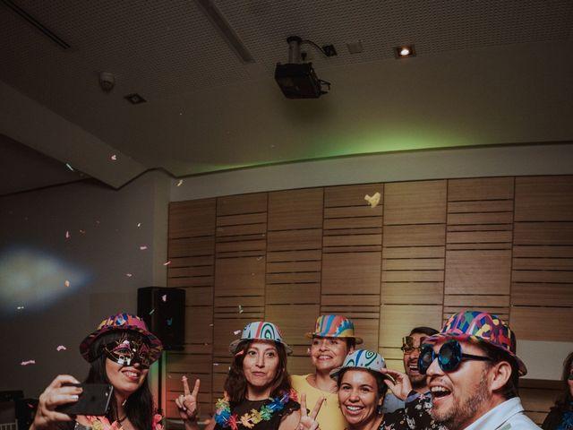 El matrimonio de Mike y Fernanda en Las Condes, Santiago 50