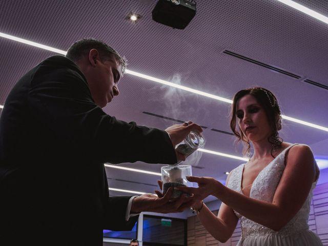 El matrimonio de Mike y Fernanda en Las Condes, Santiago 51