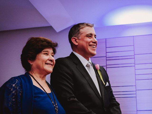 El matrimonio de Mike y Fernanda en Las Condes, Santiago 52
