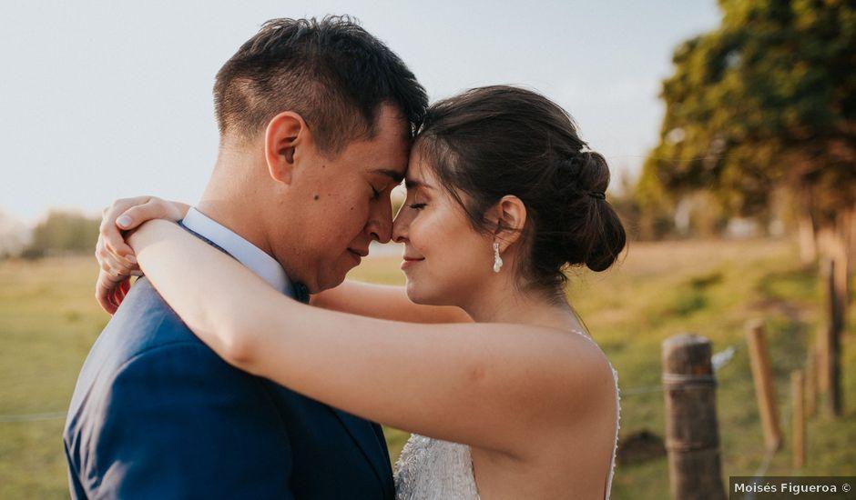 El matrimonio de Gonzalo y Francisca en San Bernardo, Maipo