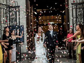 El matrimonio de Josefa y Felipe