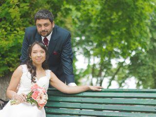 El matrimonio de Jaqueline y Felipe