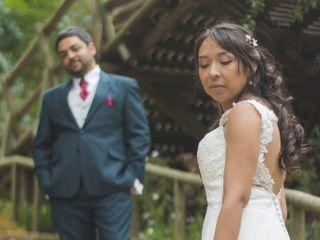 El matrimonio de Jaqueline y Felipe 2