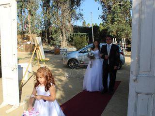 El matrimonio de Nataly y Máximo 1