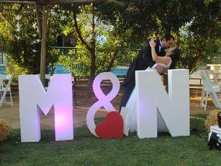 El matrimonio de Nataly y Máximo 2