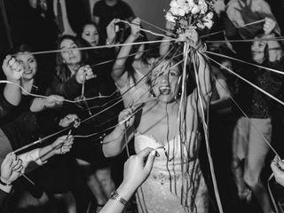 El matrimonio de Jimena  y Cristian 2