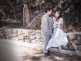 El matrimonio de Raquel  y Elías