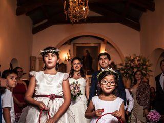 El matrimonio de Lilian y Nicolás 3