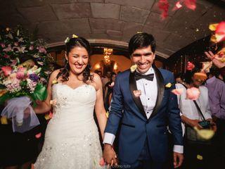 El matrimonio de Lilian y Nicolás
