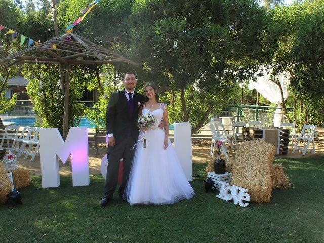 El matrimonio de Nataly y Máximo
