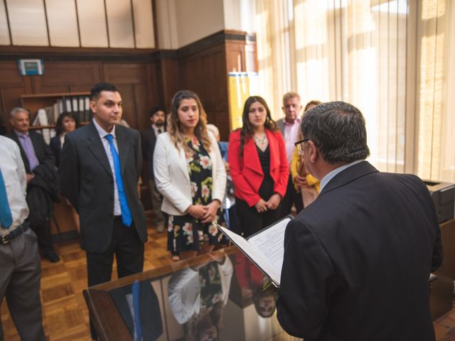 El matrimonio de Nicolas y Claudia en Concón, Valparaíso 4