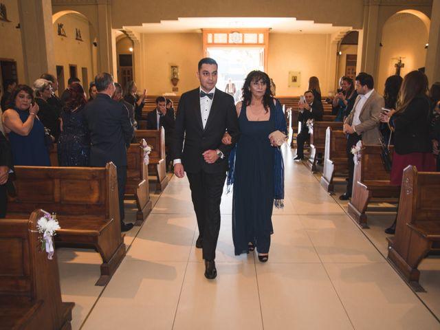 El matrimonio de Nicolas y Claudia en Concón, Valparaíso 25