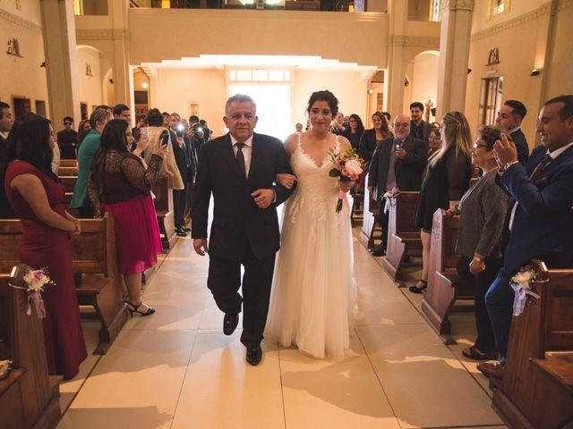 El matrimonio de Nicolas y Claudia en Concón, Valparaíso 26
