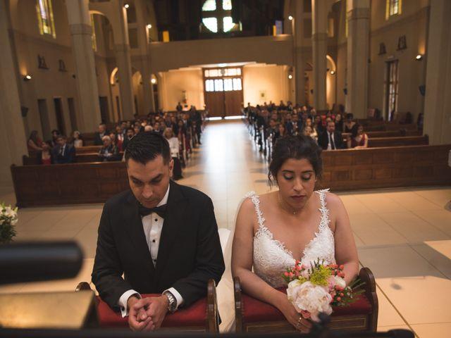 El matrimonio de Nicolas y Claudia en Concón, Valparaíso 39