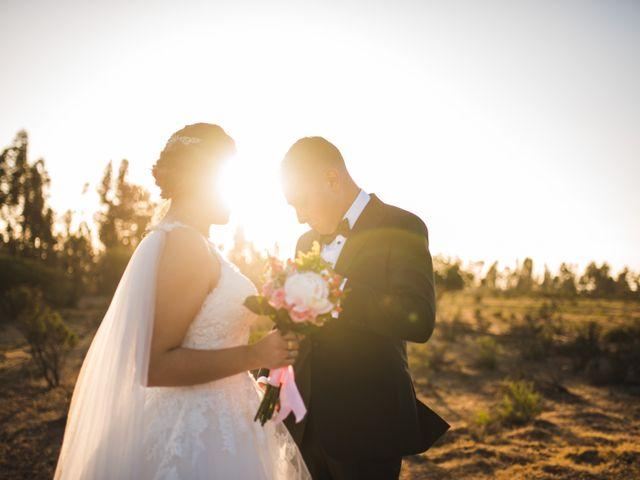 El matrimonio de Nicolas y Claudia en Concón, Valparaíso 43