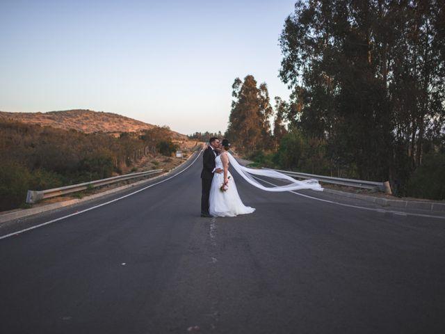El matrimonio de Nicolas y Claudia en Concón, Valparaíso 49
