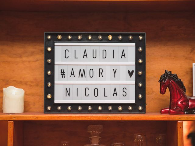 El matrimonio de Nicolas y Claudia en Concón, Valparaíso 74
