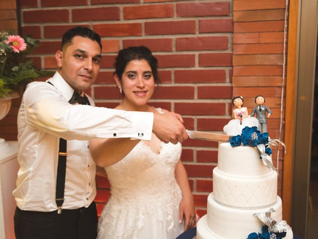 El matrimonio de Nicolas y Claudia en Concón, Valparaíso 90