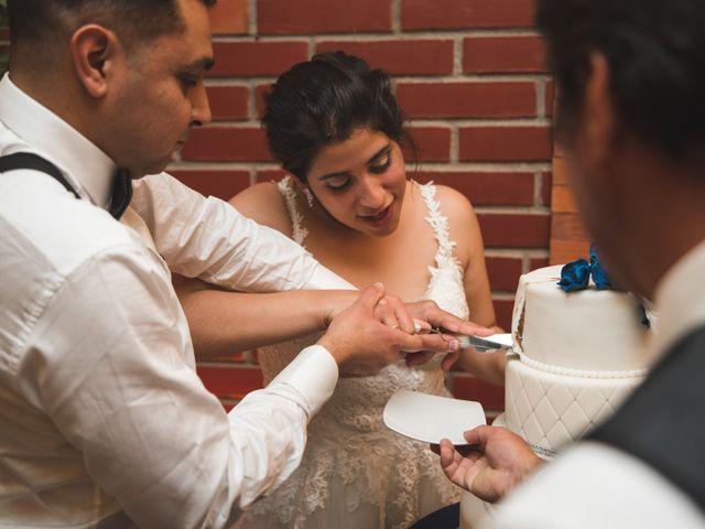 El matrimonio de Nicolas y Claudia en Concón, Valparaíso 92