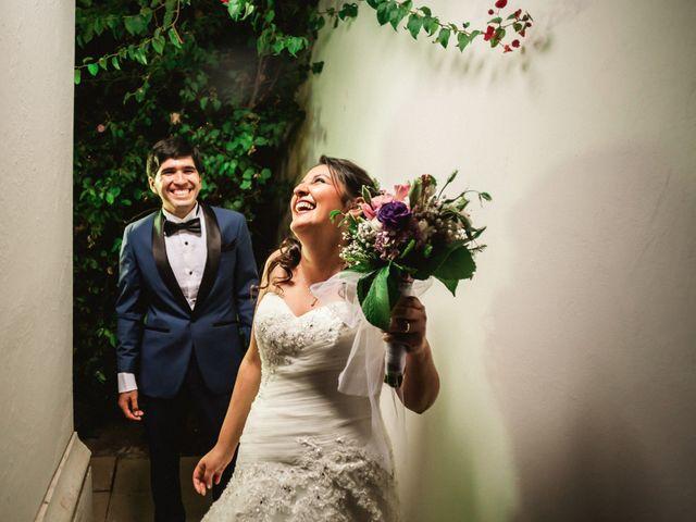 El matrimonio de Nicolás y Lilian en Pichidegua, Cachapoal 1