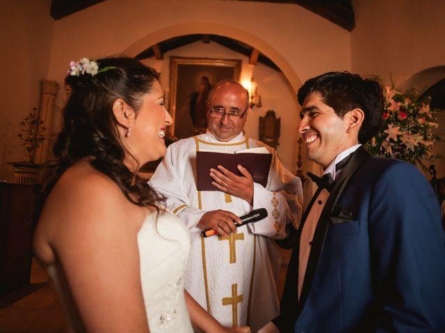 El matrimonio de Nicolás y Lilian en Pichidegua, Cachapoal 2