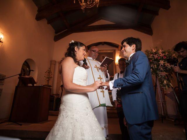 El matrimonio de Nicolás y Lilian en Pichidegua, Cachapoal 7