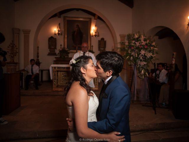 El matrimonio de Nicolás y Lilian en Pichidegua, Cachapoal 8