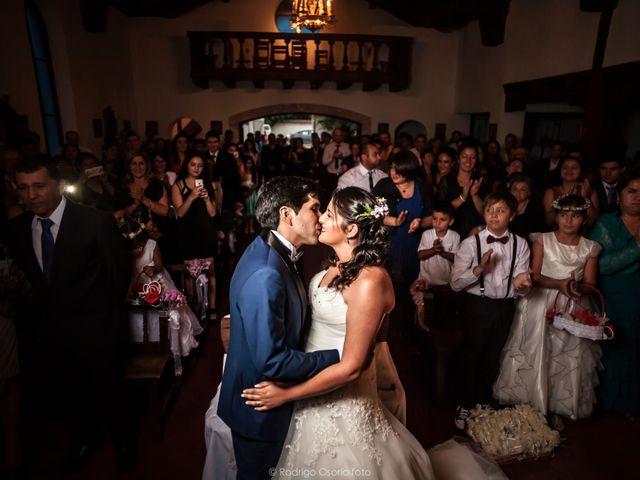 El matrimonio de Nicolás y Lilian en Pichidegua, Cachapoal 9