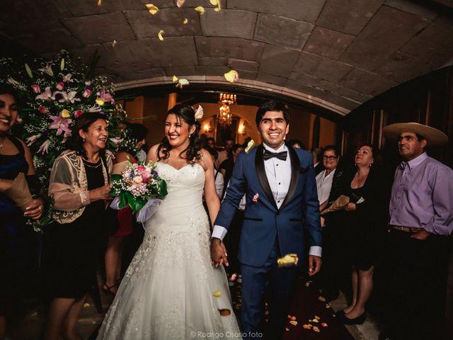 El matrimonio de Nicolás y Lilian en Pichidegua, Cachapoal 10
