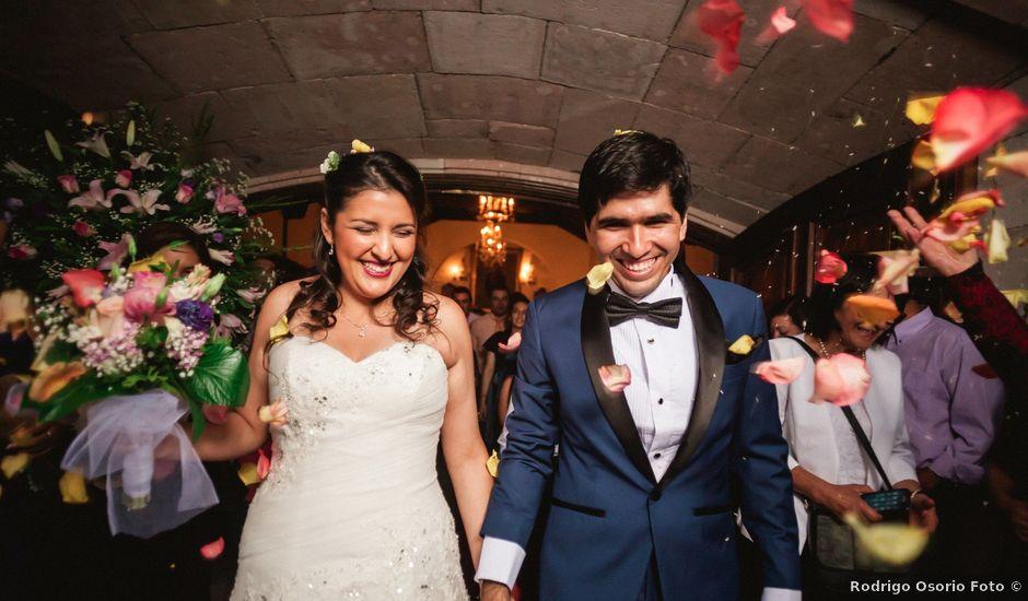 El matrimonio de Nicolás y Lilian en Pichidegua, Cachapoal