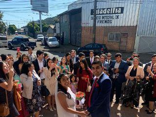 El matrimonio de José  y Carla  1
