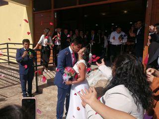 El matrimonio de José  y Carla