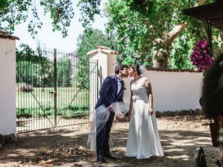 El matrimonio de Claudia y Victor 2