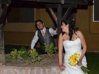 El matrimonio de Karol y Luis 3